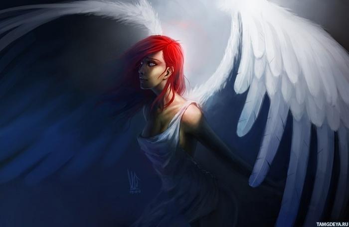 аватарки ангелы: