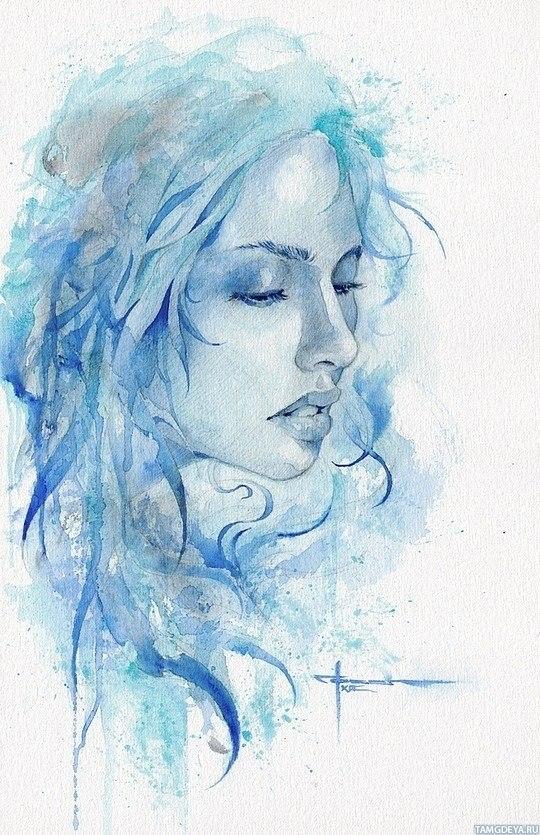 Картинка 540x835 лицо девушки с закрытыми