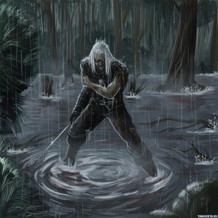 аватарки дождь: