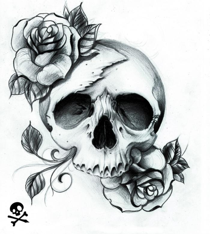 картинки нарисованные карандашом цветы: