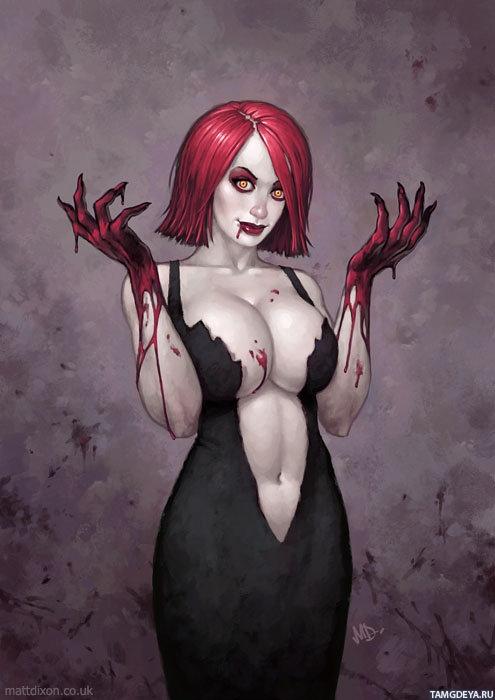 красные аватарки: