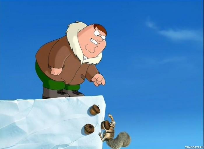 аватарки из ледникового периода: