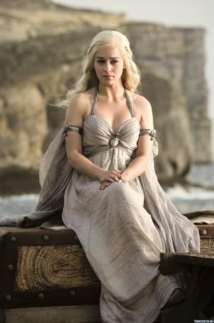 Мать драконов игра престолов фото  Игра Престолов