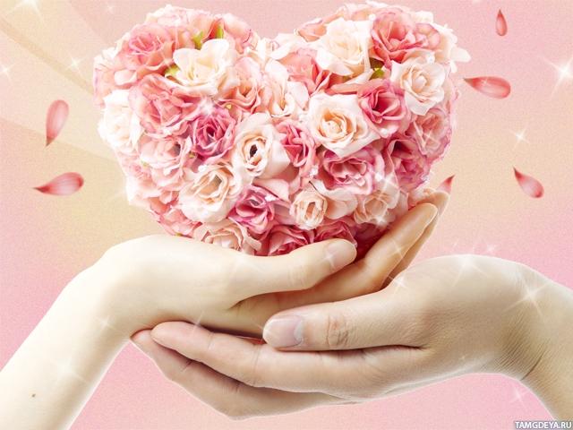 аватарки цветы: