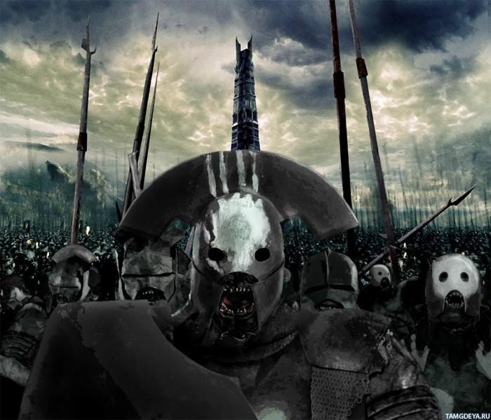 аватарки воинов: