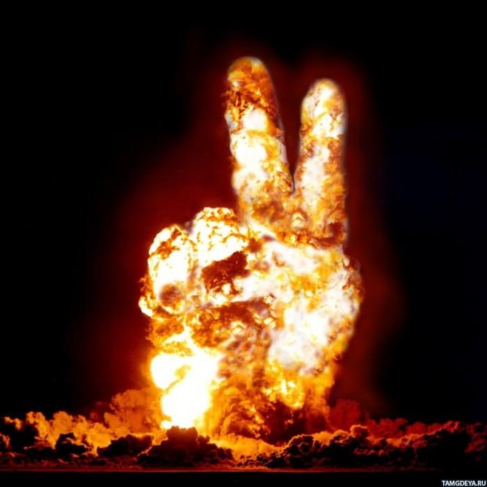 Аватар со взрывом в виде руки ...: avatarko.ru/kartinka.php?id=885