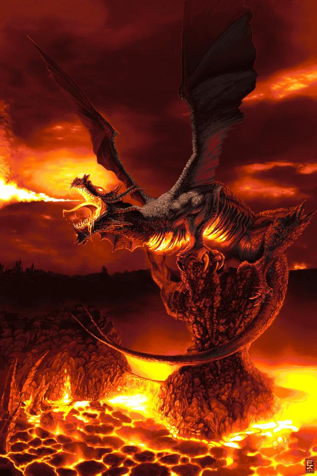 Скачать бесплатно картинки на телефон драконов