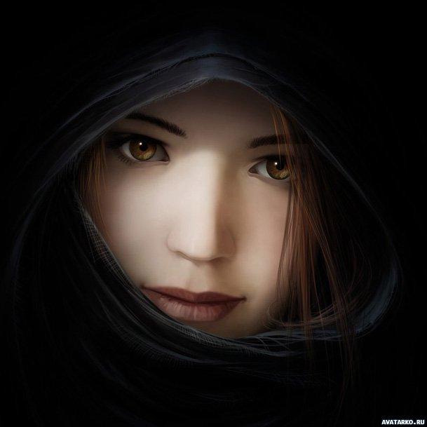 в чёрной одежде, загадочный аватар ...: avatarko.ru/kartinka.php?id=1087