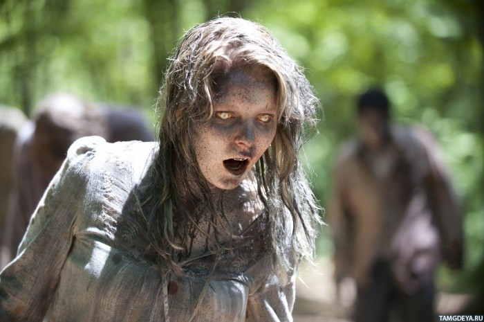 Картинка 700x465 Девушка-зомби из сериала ...: avatarko.ru/pic.php?id=66873